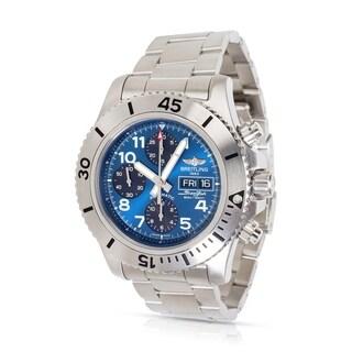 Breitling SuperOcean Steelfish A13341 Men's Watch in Stainless Steel - N/A - N/A