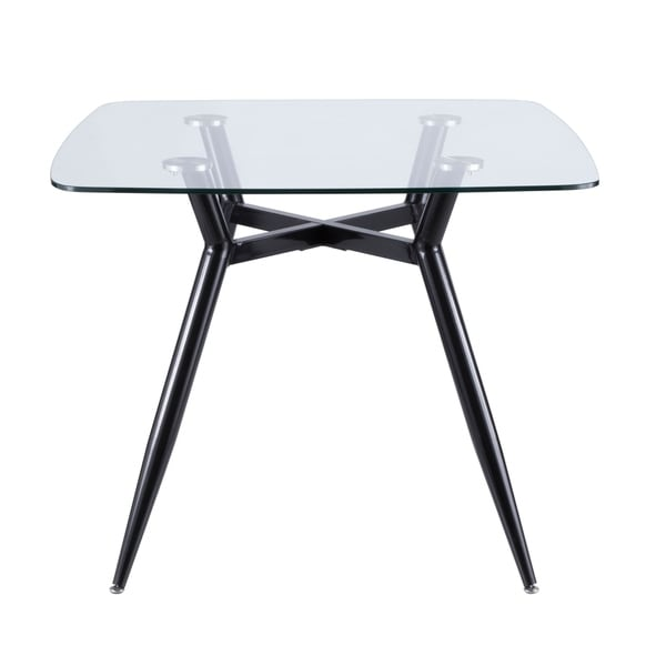 Carson Carrington Vikensved Mid-Century Modern Square Dining Table. Opens flyout.