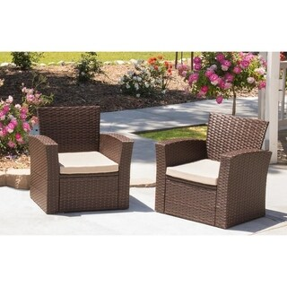 Prima 2 piece Outdoor Patio set Single Chairs