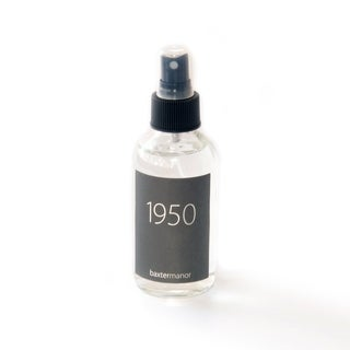 1950 #OurHistoryCollection Room Spray by Baxter Manor
