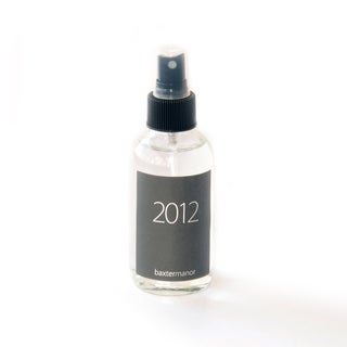 2012 #OurHistoryCollection Room Spray by Baxter Manor