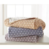 French Impression Jupiter Ultra-Soft Light-Weight Cotton Blanket
