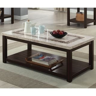 Buy Marble Coffee Tables Online At Overstockcom Our Best Living