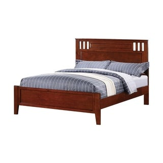 Fascinating Twin Bed Wooden Finish,Brown