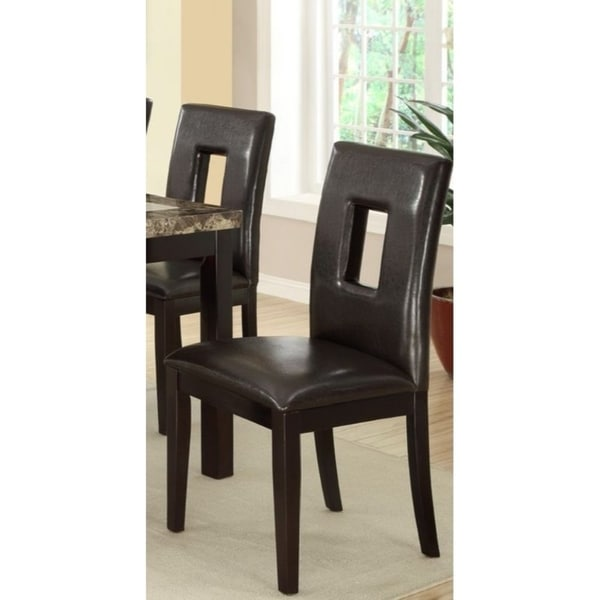 Set Of 2 Dining Chairs: Shop Upholstered Pine Wood Dining Chairs, Set Of 2
