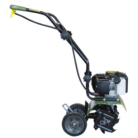Offex Earth Series 43cc 2-Cycle Mini Cultivator