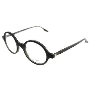 988e85063d Safilo Round Buratto 01 KB7 Unisex Grey Frame Eyeglasses
