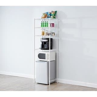 Suprima Extra Height Mini Shelf Supreme - White