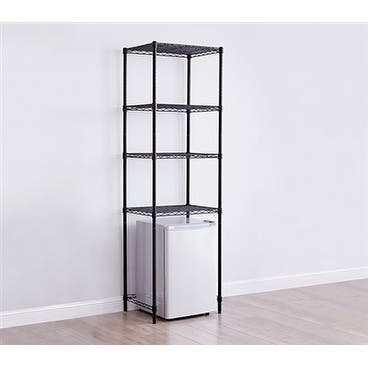 Suprima Extra Height Mini Shelf Supreme - Black