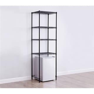 Suprima Extra Height Mini Shelf Supreme - Black. Opens flyout.