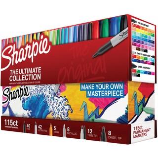 Sharpie Ultimate Pack Markers 115/Pkg