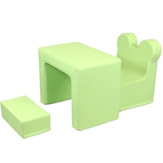 Toddler Table and Chair Set, Sofa Type - Crown Comfort