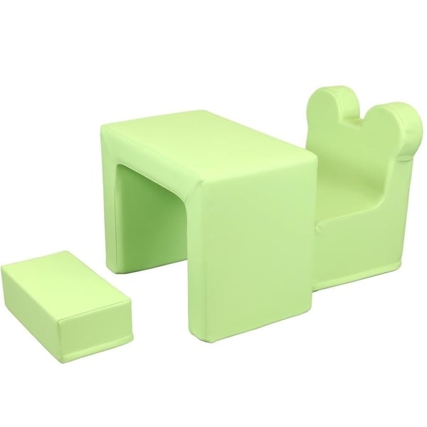 Shop Toddler Table And Chair Set Sofa Type Crown