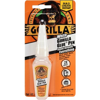 Gorilla Glue White Pen