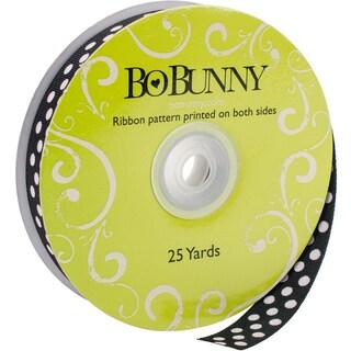"""BoBunny Grosgrain Ribbon .625"""" 25yd"""