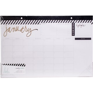 Heidi Swapp Memory Planner Desktop Calendar