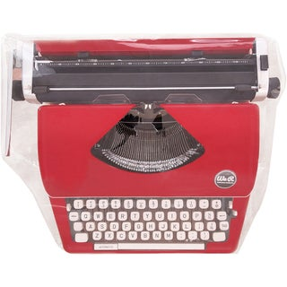 We R Typecast Typewriter Cover
