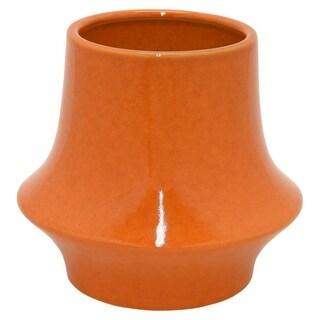 7.75 in. Three Hands Ceramic Vase