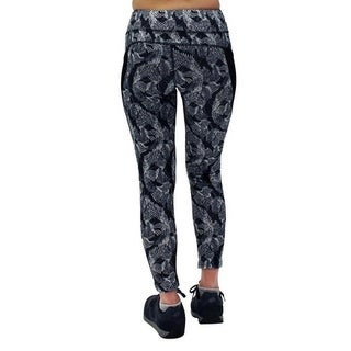 Lotto Women's Patterned Fitness Sports Leggings Pants (4 options available)