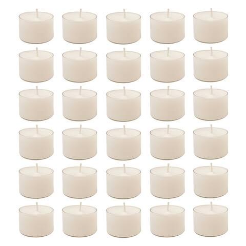 Extended Burn Tea Light Candles 30ct