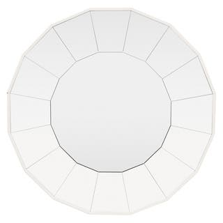 Buy White Round Mirrors Online At Overstock Com Our
