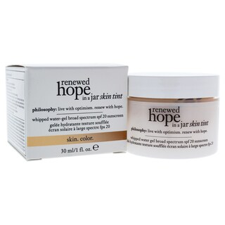 Philosophy Renewed Hope In A Jar 1-ounce Skin Tint 2.5 Ivory