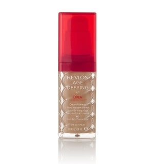 Revlon Age Defying with DNA Advantage Cream Makeup, #40 Early Tan (3 options available)