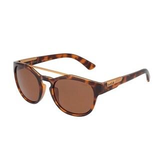 Bolle Boxton Sunglasses, Shiny Brown - Medium