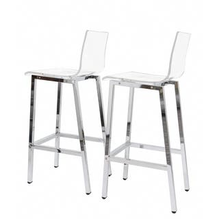 Remarkable Buy Clear Counter Bar Stools Online At Overstock Our Theyellowbook Wood Chair Design Ideas Theyellowbookinfo
