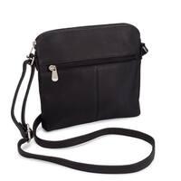 LeDonne Leather Caspian Crossbody Handbag