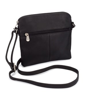 LeDonne Leather Caspian Crossbody Handbag