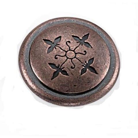 """1 1/4"""" Cimarron Knob - Antique Copper"""