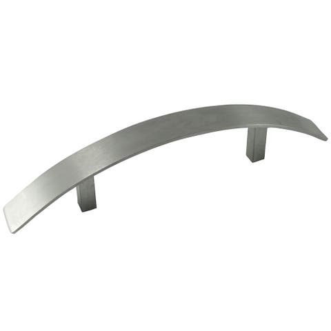 """Melrose Stainless Steel Arch Pull - 96mm - 7 1/2"""" Overall"""