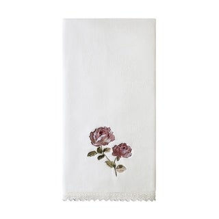 Five Queens Court Rosalind Floral Chic Towel