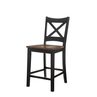 Simmons Casegoods Lexington Rubbed Black Side Chair (Set of 2)