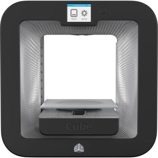 3D SYSTEMS CUBE 3RD GENERATION WIRELESS 3D Printer, 391100, Grey