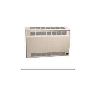 EMPIRE 35K BtuH LP Direct Vent Wall Furnace