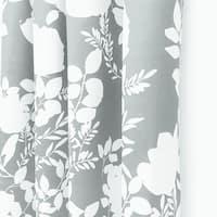 DriftAway Floral Delight Botanic Pattern Window Valance - 52 x 18