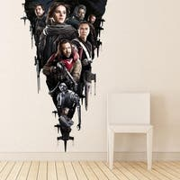 """Warrior Army Full Color Wall Decal Sticker K-194 FRST Size 40""""x80"""""""