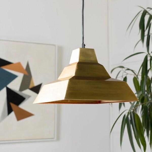 Hecuba Modern Gold Pendant Lighting Fixture