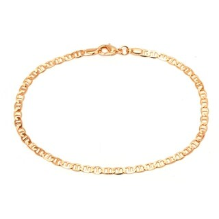 "Gold Plated Gold 10"" Gucci Link Chain Necklace"