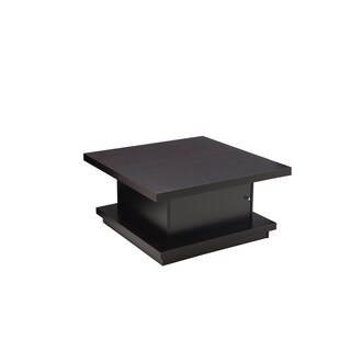Simmons Casegoods Merlot Square Motion Cocktail Table