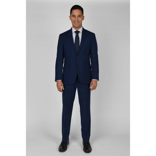 "KC Technicole Modern Blue Suit with 32"" inseam"