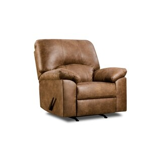 Simmons Upholstery Topgun Saddle Recliner