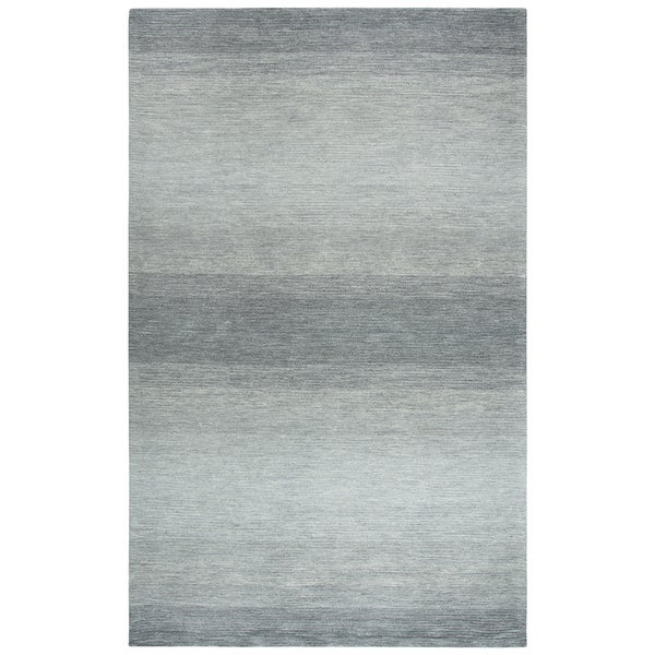 Rizzy Home Dune Area Rug Size 5 X8 Charcoal