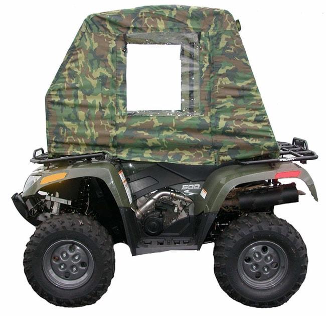 Universal Woodland ATV Cab Enclosure