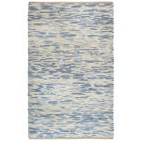 "Rizzy Home Cavender Area Rug, Size Blue - 5' x 7'6"","