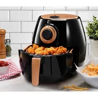 Gotham Steel Non-stick Copper 2.6L Air Fryer