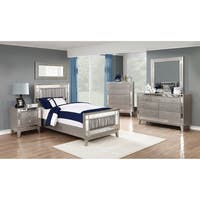Silver Orchid Arcaro Contemporary 7-drawer Dresser