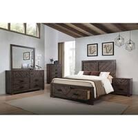 Carbon Loft Conway Rustic Dresser